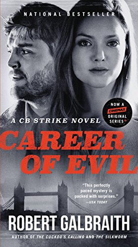 Career of Evil (Cormoran Strike Book 3) cover
