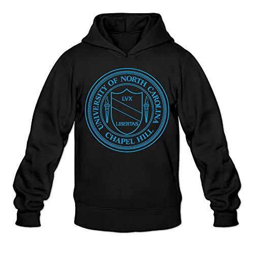 Mens University Of North Carolina At Chapel Hill Cotton Funny Sweatspants Fleece Sweatpants Black