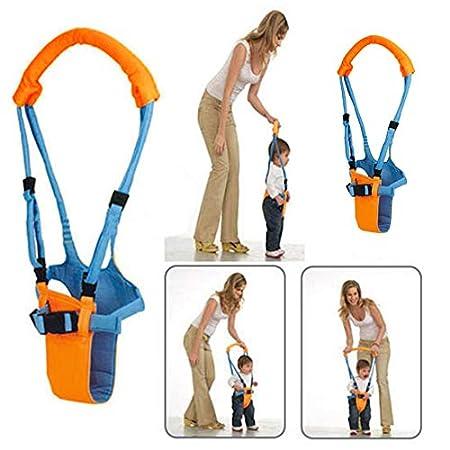 Arnés para bebé para aprender a caminar con la luna, color naranja ...