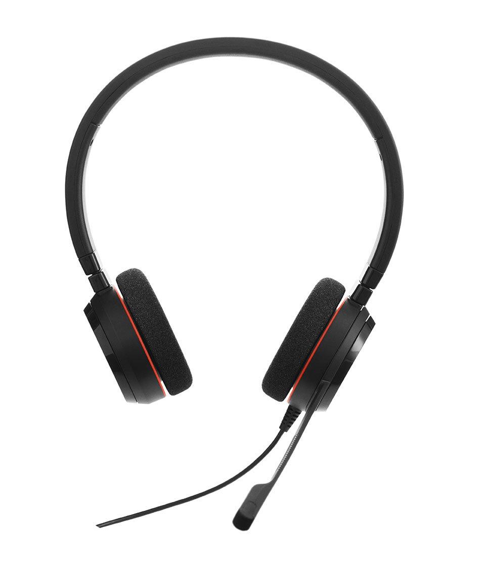 Jabra Evolve 20 Stereo UC - Professional Unified Communicaton Headset 4999-829-209