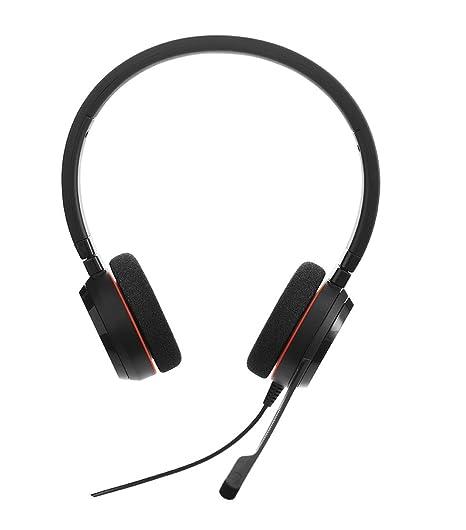 Amazon.com: Jabra Evolve 20 Stereo UC - Professional Unified