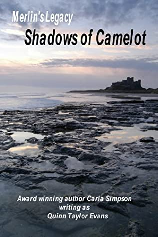 book cover of Shadows of Camelot