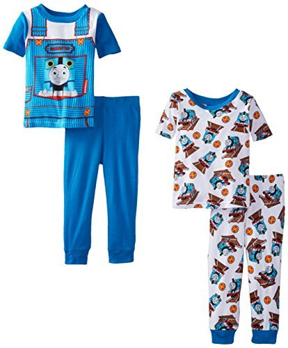 Thomas the Train Little Boys' Conductor Uniform 4 Piece Paja