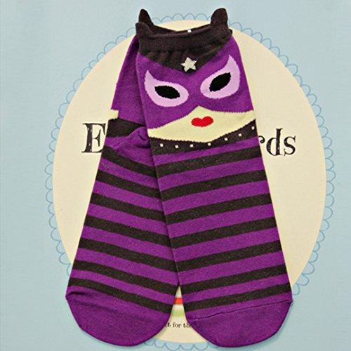 Petits Des De Les Couleur D'hiver Coton En Étoiles 1 Abby 6 Cartoon Nouvelles Monstres Aléatoire Chaussettes qaxHH8Y