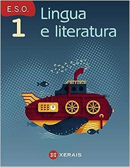 Lingua e literatura 1º ESO 2015 Libros De Texto - Educación ...
