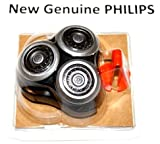 Philips Norelco RQ12+ (RQ12 Plus) Replacement Head / Replace Your Old Head (NOT THE SAME WITH YOUR OLD HEAD) / Compatible With: RQ1250 RQ1251 RQ1252 RQ1253 RQ1254 RQ1257 RQ1258 RQ1260 RQ1261 RQ1265 For Sale