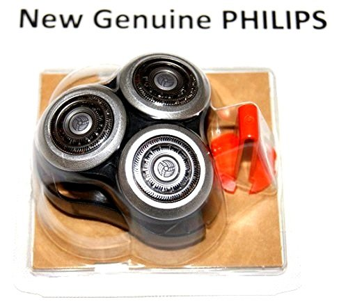 New Philips Norelco RQ12+ ( RQ12 Plus) Replacement Head / Replace Your Old Head (NOT THE SAME WITH YOUR OLD HEAD) / Compatible With: S9161 S9171 S9181 S9182 S9185 S9186 S9211 S9311 S9321 S9371 S9511 by PHILIPS_SERVICE_PARTS