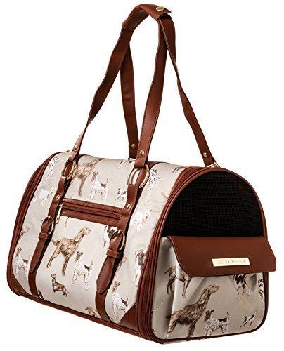 Laura Ashley Pet Dog Cat Travel Carrier Bag (Cats 20 Lb Bag)