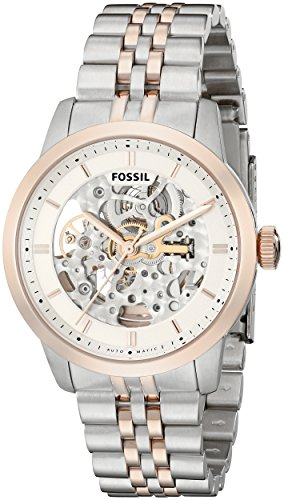 Fossil Dress Watch Two Tone - Fossil Men's ME3075 Townsman Two-Tone Stainless Steel Automatic Watch