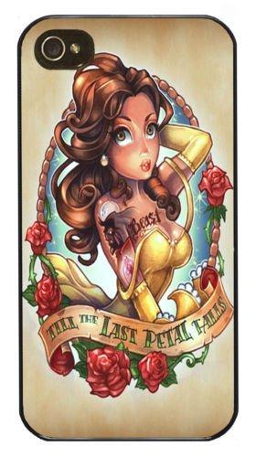 Belle, la bella y la bestia - de princesas Disney tatuaje con ...