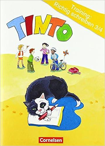 Tinto Sprachlesebuch 2 4 Ausgabe 2013 34 Schuljahr Training