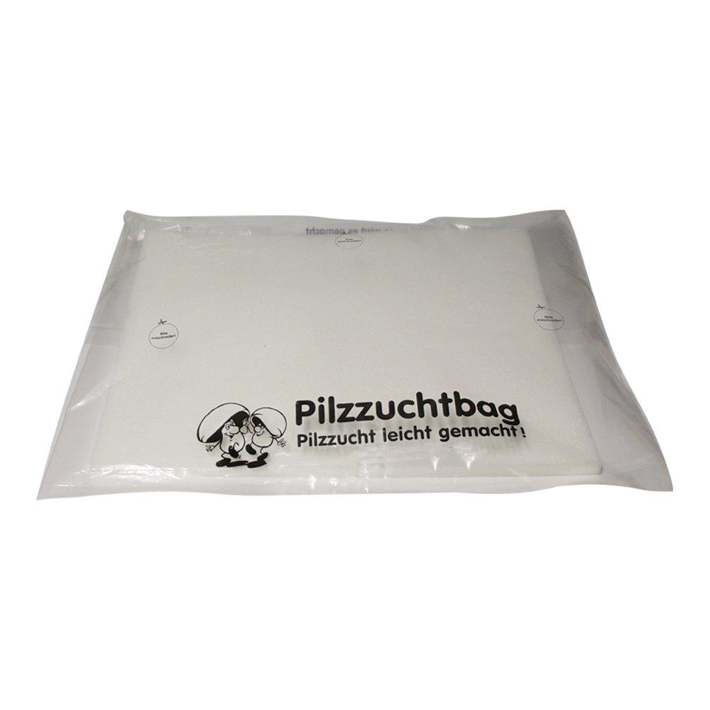 Pilzzuchtbag, Pilzzucht Mini Gewächshaus - geeignet für Pilzzucht Kultur Pilzmaennchen