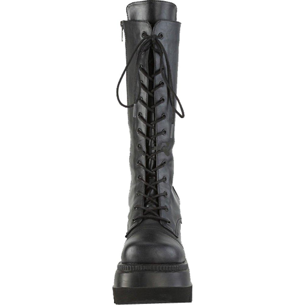 Demonia Womens Shaker-72 Knee-High Boot