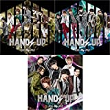 【メーカー特典あり】 HANDS UP(初回盤A+B+通常盤)【3形態同時予約購入特典:「HANDS UP メイキングフォトブックレット P24」付】