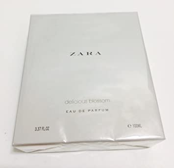ZARA Delicious blossom Eau de Parfum Natural spray 100ml/3.37 oz