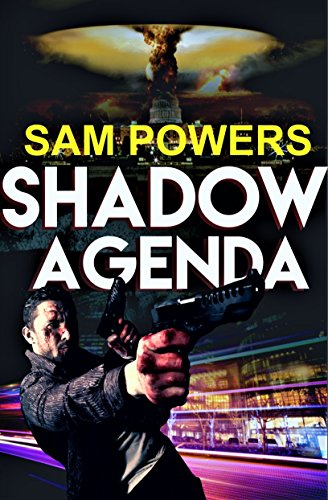 Shadow Agenda: A Spy Thriller by [Powers, Sam]