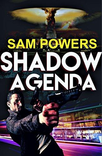 Shadow Agenda: A Spy Thriller by [Powers, Sam]