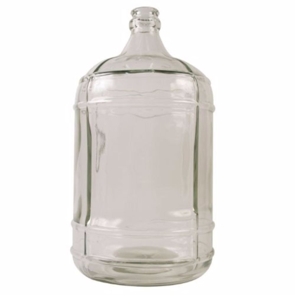 MSS 3 gal Glass Carboy (Pack of 2) by MSS