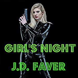 Girl's Night: A Short, Delicious Murder Spree Audiobook