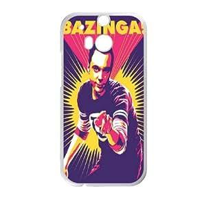 HTC One M8 Phone Case Bazinga P78C998358
