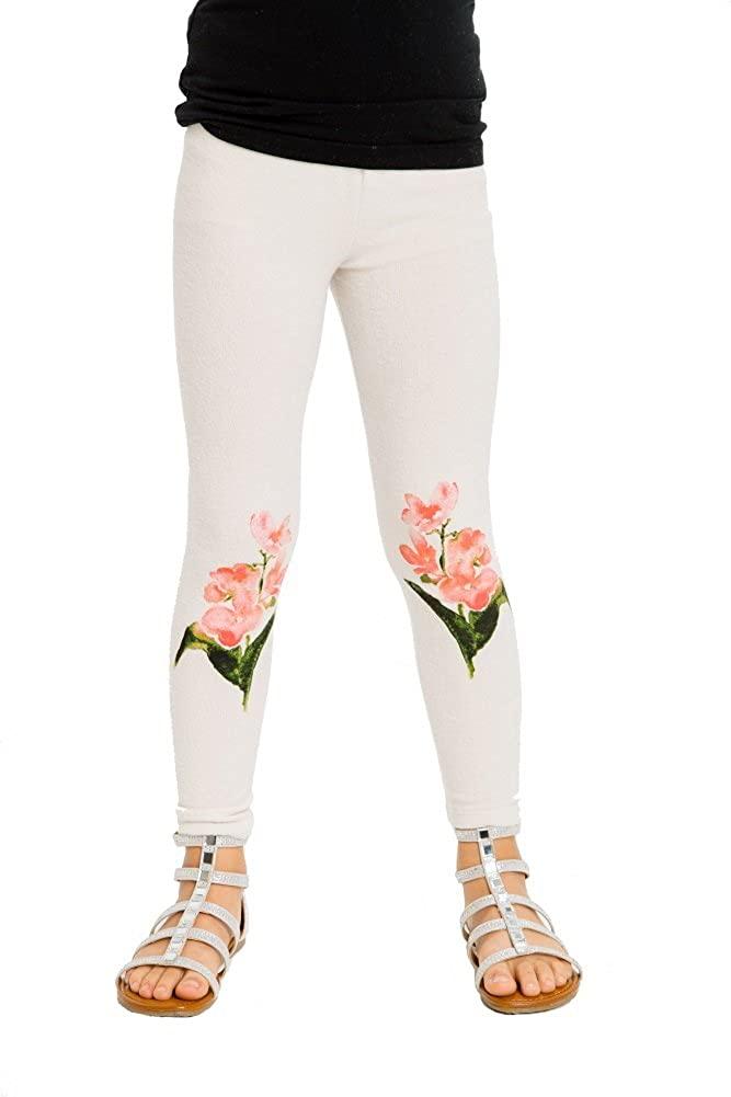 CHASER Girls Wild /& Free Kids Love Knit Legging