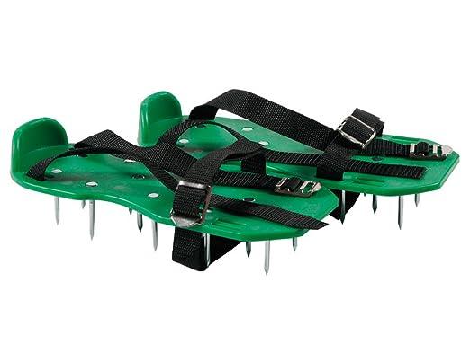 42 opinioni per Siena Garden 568888, Scarpe con chiodi, per arieggiare il prato, colore: Verde,