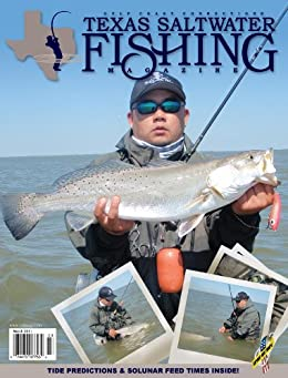 March 2011 texas saltwater fishing magazine for Texas saltwater fishing magazine