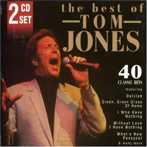 Tom Jones Best of by Jones Tom (2006-11-07)