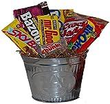 Auburn University Snack Bucket Gift Basket - Small