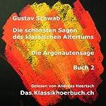 Die Argonautensage (Sagen des klassischen Altertums Band 2)   Gustav Schwab