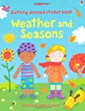 img - for Getting Dressed Sticker Book Weather and Seasons book / textbook / text book