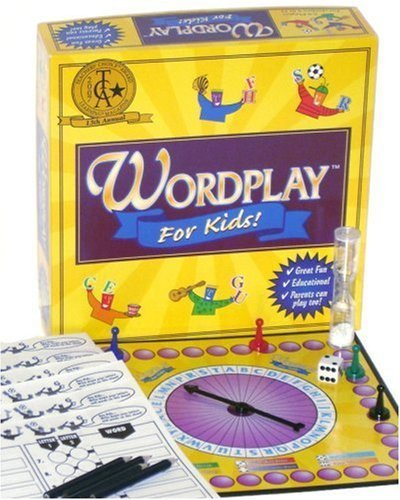 Wordplay For Kids Board Game by Game Development Group