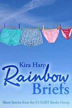 Rainbow Briefs by [Harp, Kira]