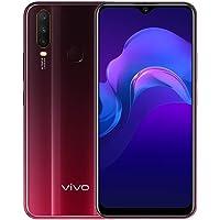 """vivo Y12 - Dual Sim 4G Smartphone, 64GB, 6.35"""" (Burgundy Red)"""