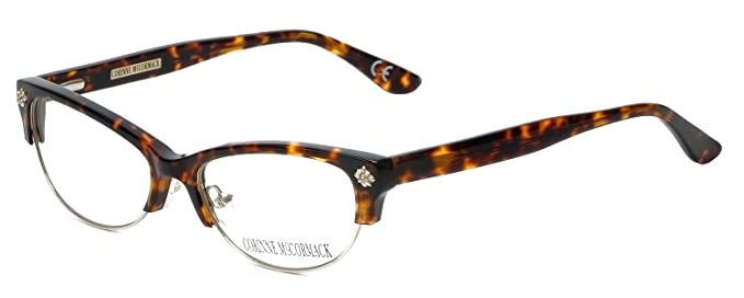 16f360db7b4 Amazon.com  Corinne McCormack Designer Reading Glasses Monroe in ...