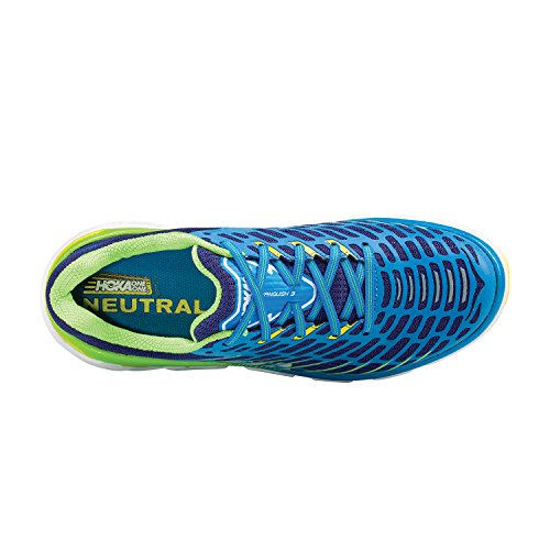Hoka One One Heren Vanquish 3 Hardloopschoen (12 D (m) Us, Blue Aster / Blueprint)