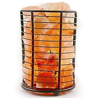 Crystal allies gallery natural himalayan salt for Authentic salt lamp