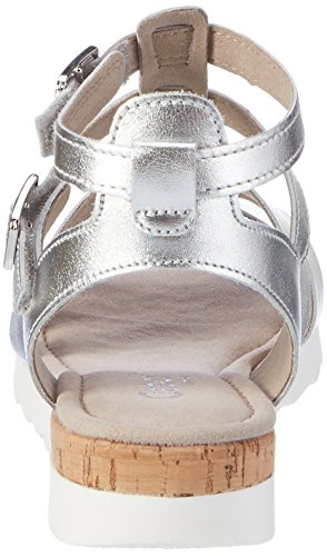 Gabor Comfort - Romana Mujer Plateado (silber Kork)