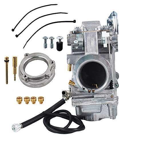 Autoparts Carburetor 42-18 42 mm Easy Kit Harley EVO Twin Cam Evo for HSR Carb