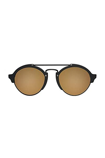 Amazon.com: illesteva Milan II 2 Negro Mate con lentes ...