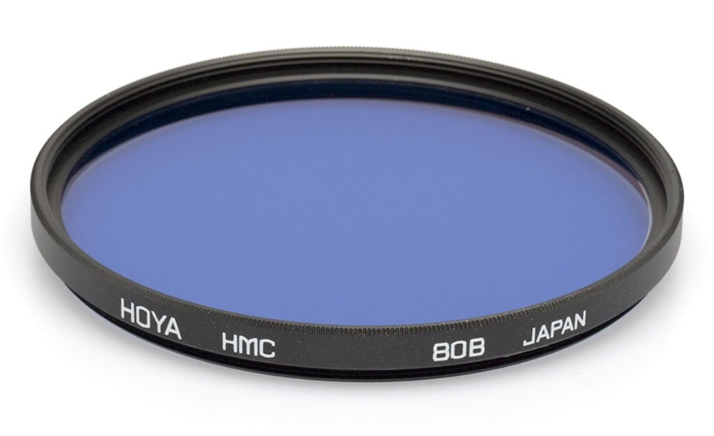 Hoya 67mm HMC 80B Filter - Multicoated