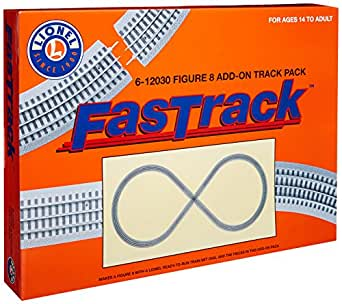 Lionel FasTrack Figure-8 Track Pack