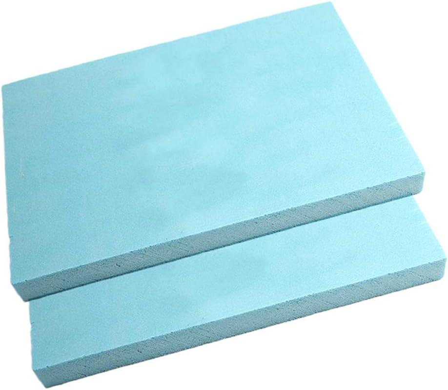 5pcs / Set Losa de Espuma de Alta Densidad para DIY Modelo Material Base de Diorama - 295x200x30mm