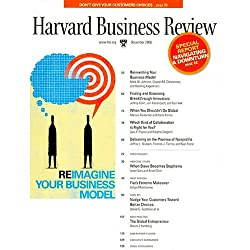 Harvard Business Review, December 2008