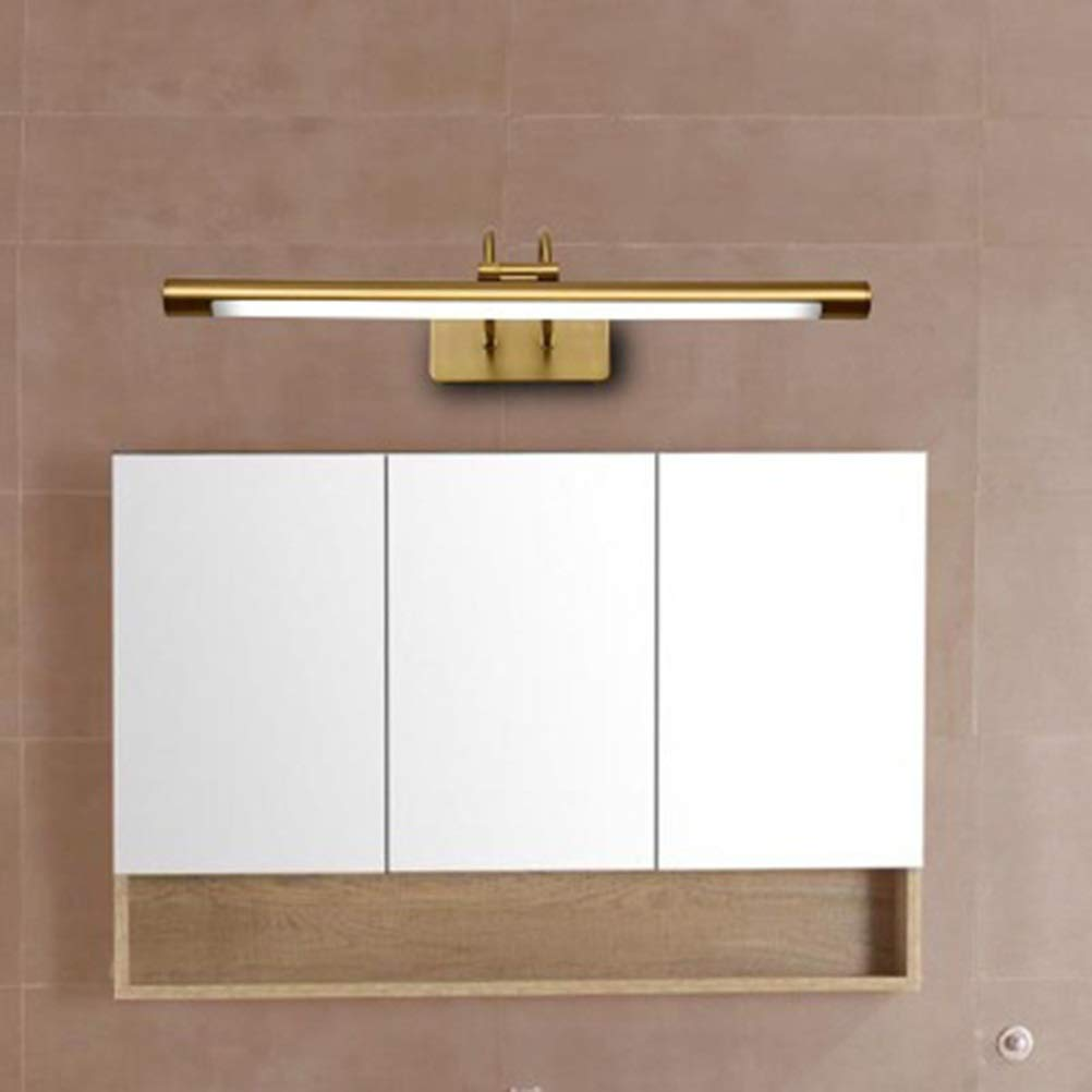 PANGU-ZC Mirror Front Light Led Mirror Headlights Bathroom Light Moistureproof Modern Minimalist Waterproof Mirror Light Vanity Mirror Lights -8754Spotlights (Size : 45cm) by PANGU-ZC (Image #7)
