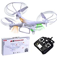 White Remote Control Drone 360° Syma X5 Explorers 4CH RC Quadcopter 6-Axis Gyro New