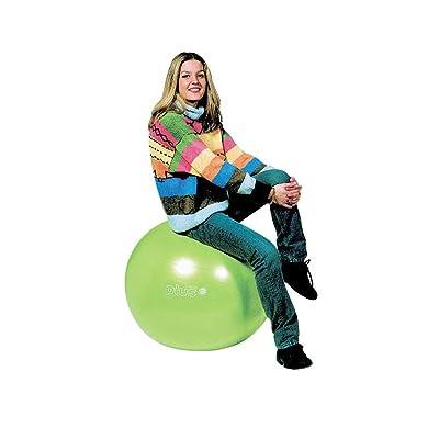 1x Behrend Ballon de gymnastique Plus, Gym Fitness Ballon de sécurité élastique, tailles/couleurs