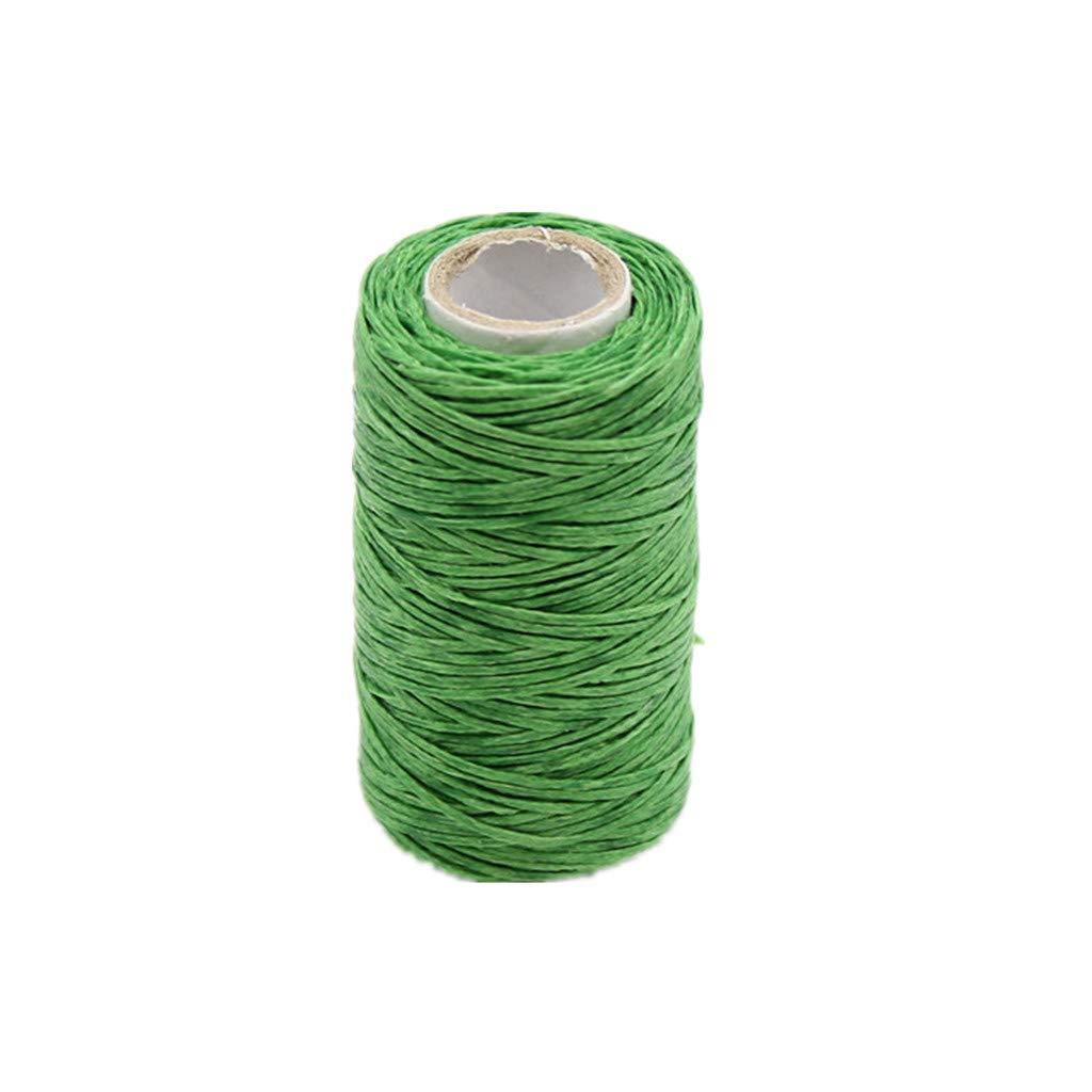 Cord/ón de hilo encerado 150D para costura de piel 50 m Deep purple