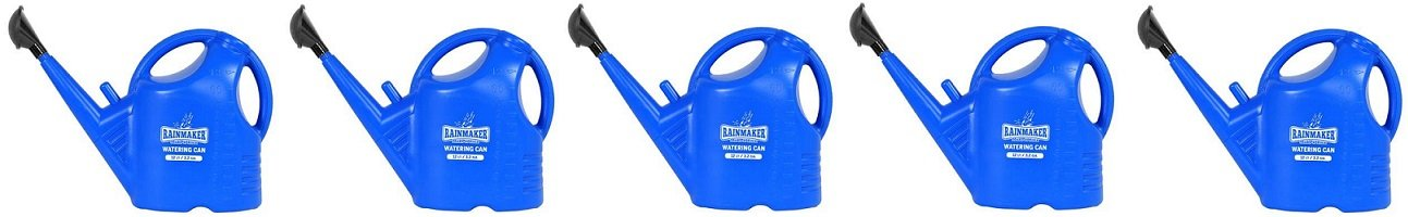 Rainmaker Watering Can - 3.2 Gallon (5-Pack) by Rainmaker