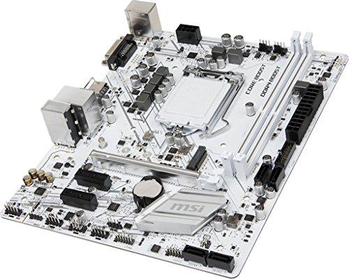Build My PC, PC Builder, MSI H310M GAMING ARCTIC